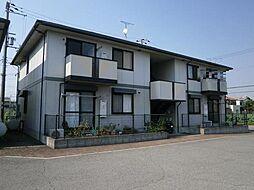 タウンコートオリビエB[2階]の外観