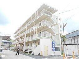 ビレッジハウス加賀田1号棟[2階]の外観