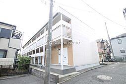 神奈川県座間市座間2の賃貸アパートの外観