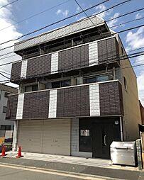 神奈川県横浜市西区岡野2の賃貸マンションの外観