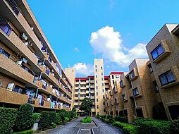 ライオンズマンション西所沢[3階]の外観