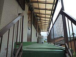 鹿児島県鹿児島市新照院町の賃貸アパートの外観