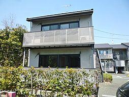 静岡県磐田市見付元宮町の賃貸アパートの外観