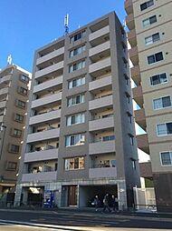 クリスタルマンション千住[2階]の外観
