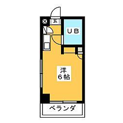SINGLE PLACE[5階]の間取り