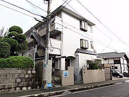 千葉県松戸市日暮4丁目の賃貸アパートの外観
