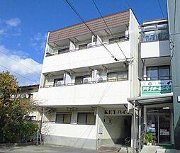 KEYハイツ[2階]の外観