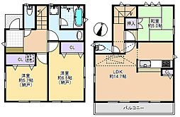 一戸建て(大泉学園駅から徒歩37分、78.16m²、3,680万円)