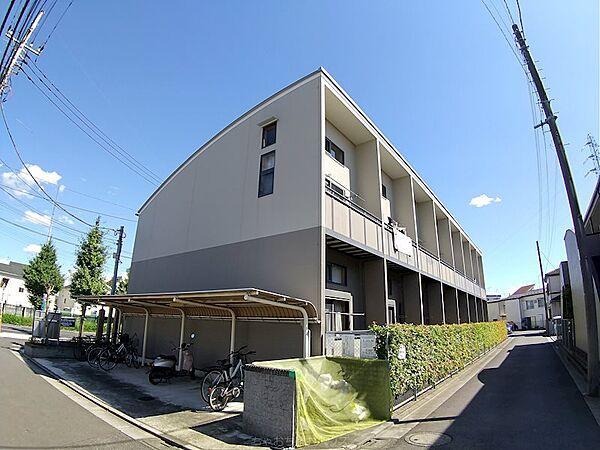 サンヴィアーレNAKAI[1階]の外観