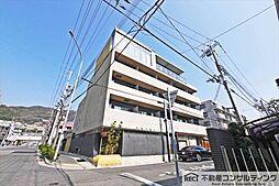 ラティ岡本[4階]の外観
