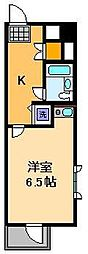 東京都足立区千住桜木1丁目の賃貸マンションの間取り