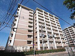 ニューシティアパートメンツ南小倉I[9階]の外観