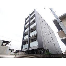 プレステージV京口[4階]の外観