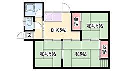 はりま勝原駅 4.5万円