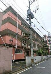 西中洲アパート[2階]の外観