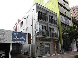 愛知県名古屋市西区城西4の賃貸マンションの外観