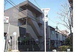 ソレーユー藤井[202号室]の外観