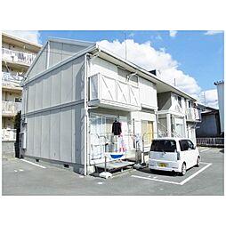 タウニー山田 D[202号室]の外観