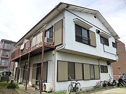 中島荘[E号室]の外観
