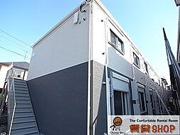 メゾンドジュネス大森台[201号室]の外観