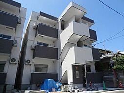福岡県福岡市博多区吉塚7丁目の賃貸アパートの外観