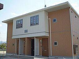 広島県三原市本郷南1丁目の賃貸アパートの外観