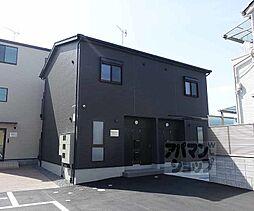 京都地下鉄東西線 太秦天神川駅 徒歩6分の賃貸テラスハウス