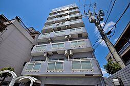 カプコン北田辺[5階]の外観
