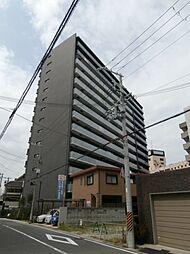 シャルマンフジスマート和歌山城公園1301号[13階]の外観