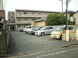 スズキガーデンマンション[201号室号室]の外観