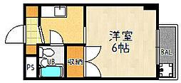 タチバナ[304号室]の間取り