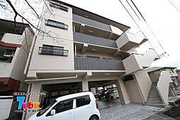 ファミール桜井[4階]の外観
