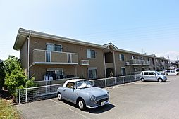 京都府八幡市八幡吉原の賃貸マンションの外観