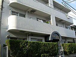 東京都新宿区西落合2丁目の賃貸マンションの外観
