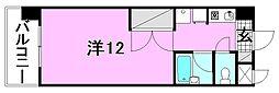 エトワール和泉[102 号室号室]の間取り