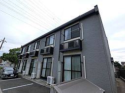 千葉県印旛郡栄町安食1の賃貸アパートの外観
