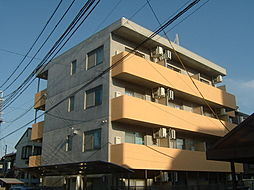 メゾンH&DIII[3階]の外観