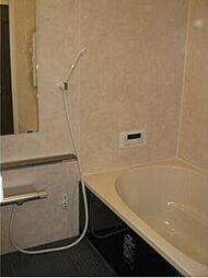 リフォーム済できれいな浴室