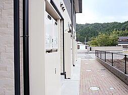 兵庫県豊岡市九日市下町の賃貸アパートの外観