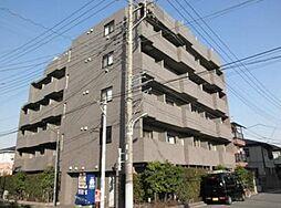 ルーブル多摩川弐番館 bt[205kk号室]の外観