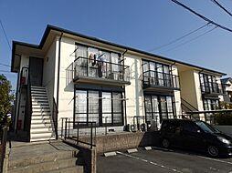 三重県四日市市垂坂新町の賃貸アパートの外観