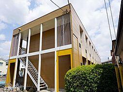 レオパレス西習志野[2階]の外観