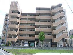 大阪府茨木市太田2丁目の賃貸マンションの外観