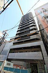 ファーストフィオーレ東梅田[2階]の外観
