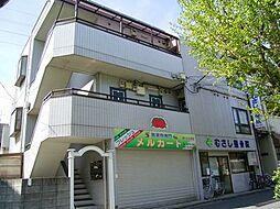 JR中央線 国分寺駅 バス6分 京王ストア前下車 徒歩1分の賃貸マンション