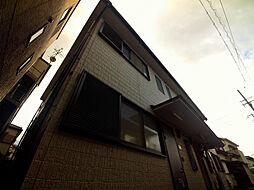 ハイツTADA[201号室]の外観