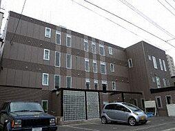 北海道札幌市中央区南五条西18丁目の賃貸マンションの外観