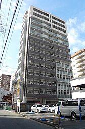 デザイナープリンセス中津口[5階]の外観