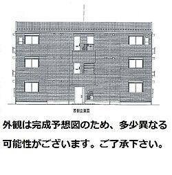 (仮)D-room山本3丁目[204号室]の外観