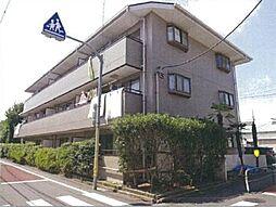東京都足立区辰沼2丁目の賃貸マンションの外観